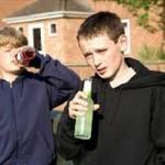 Стадии детского алкоголизма