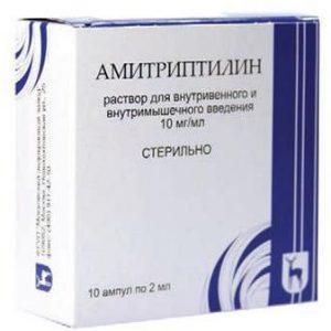 Амитриптилин и алкоголь: последствия употребления
