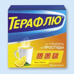 Можно ли пить Терафлю после алкоголя?