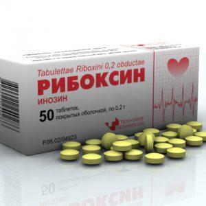 Рибоксин: совместимость с алкоголем, последствия