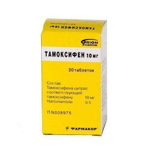 Совместимость Тамоксифена и алкоголя