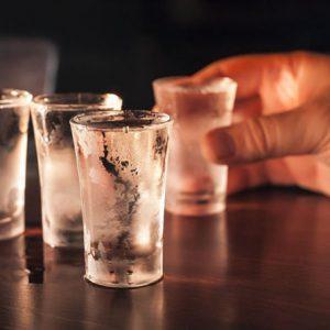 Распитие алкоголя