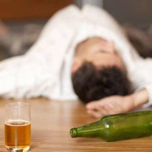 Почему отказывают ноги из-за алкоголя