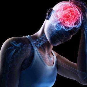 Сотрясение мозга