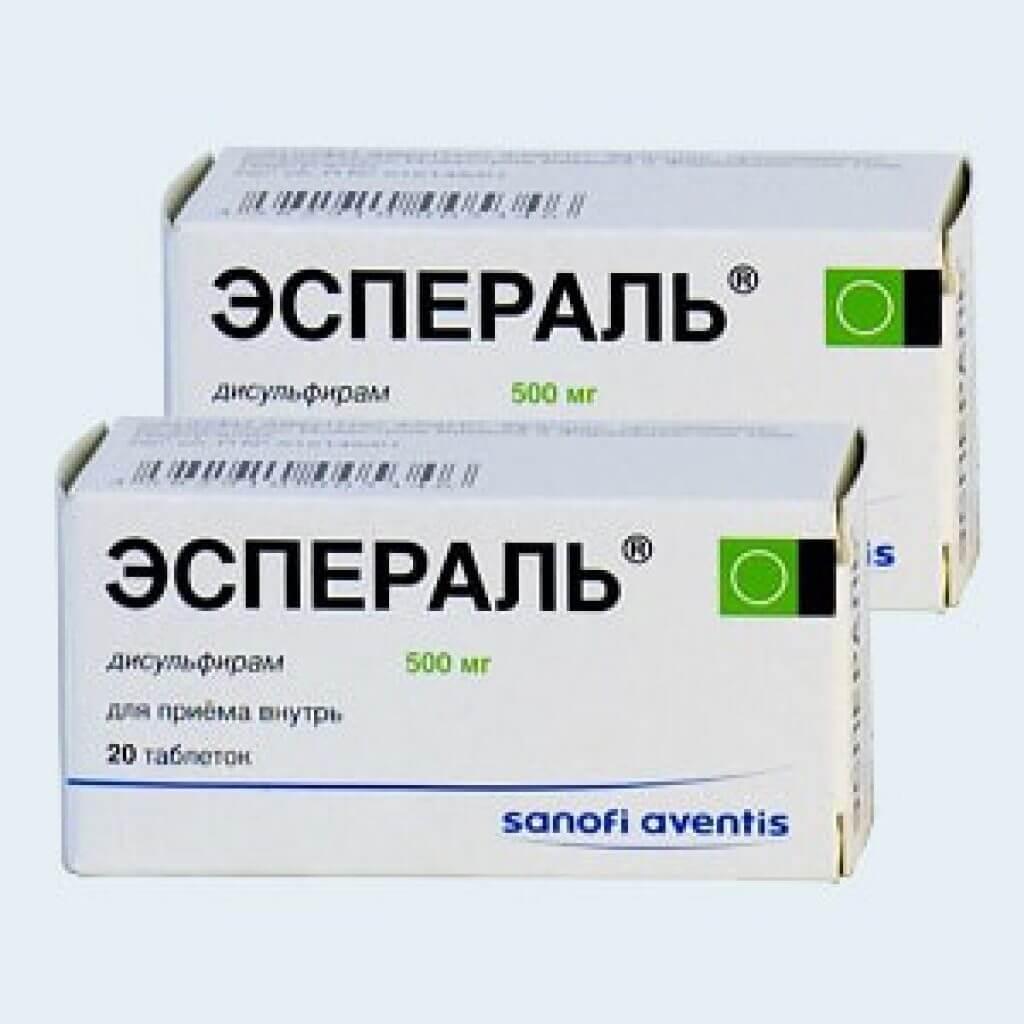 Эспераль гель, таблетки и имплант: инструкция по применению.