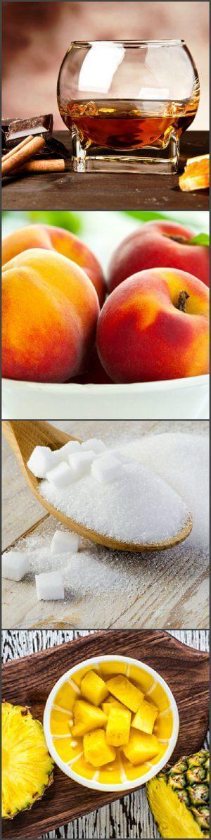 Ингредиенты для джулепа