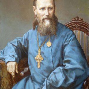 Святой праведник Иоанн Кронштадтский