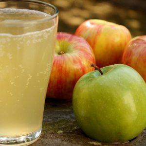 Яблочный сидр из браги