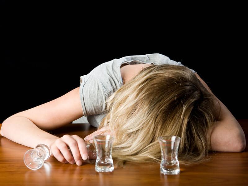 Как лечить бессонницу после запоя
