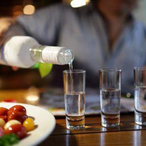 Как оставаться трезвым при распитии водки