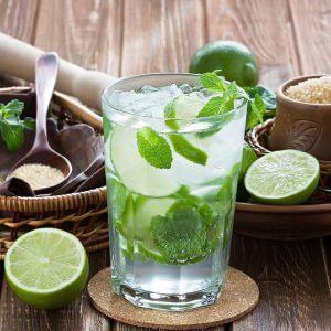 Пошаговый рецепт лучшего безалкогольного «Мохито»