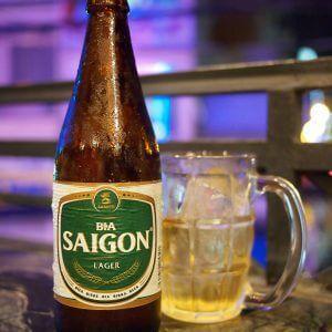 Вьетнамское пиво