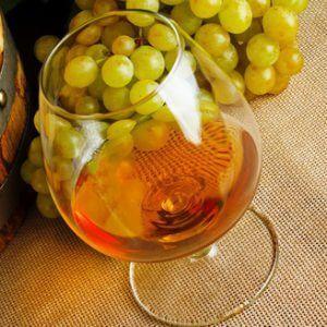 Виноградный коньяк