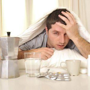 Синдром отмены алкоголя