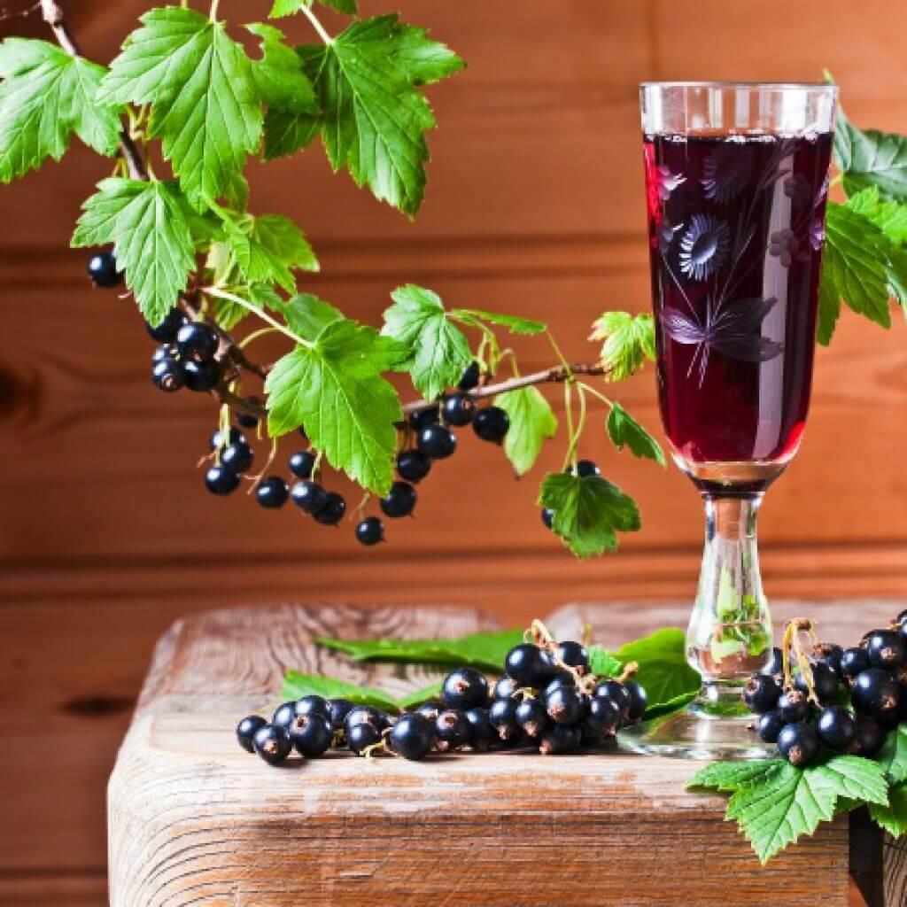 Вино смородиновое домашнее - Готовим вино из смородины в 32