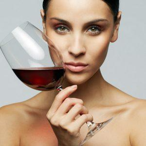 Эффективна ли диета на основе красного сухого вина?