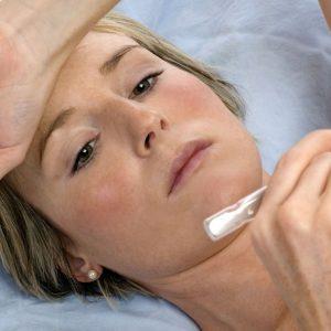 Повышение температуры при циррозе печени
