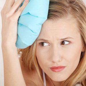 Как убрать головную боль с похмелья