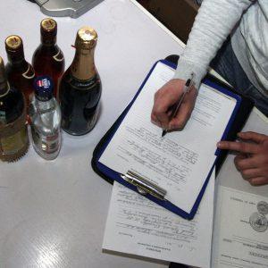 Лицензия на алкоголь туристу