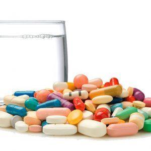 Медикаментозные средства при похмелье