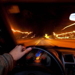 Влияние алкоголя на реакции водителя
